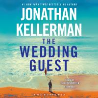 Cover illustration for The Wedding Guest