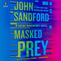 Cover illustration for Masked Prey
