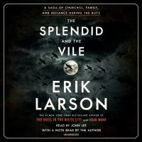 Cover illustration for The Splendid and the Vile