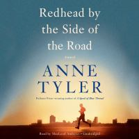 Cover illustration for Redhead by the Side of the Road