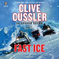 Cover illustration for Fast Ice