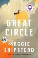 Cover illustration for The Great Circle