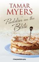 Cover illustration for Puddin' on the Blitz