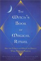 Cover illustration for The Witch's Book of Magical Ritual