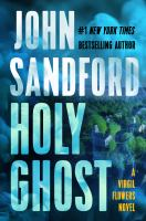 Cover illustration for Holy Ghost