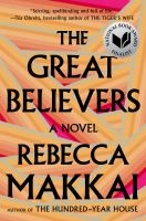 Cover illustration for The great believers