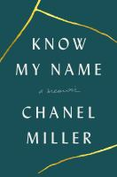 Cover illustration for Know My Name