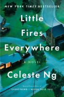 Cover illustration for Little Fires Everywhere