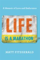 Cover illustration for Life is a Marathon