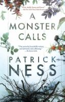 Cover illustration for A Monster Calls