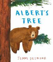 Cover illustration for Albert's Tree