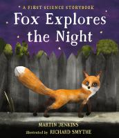 Cover illustration for Fox Explores the Night