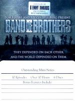 Cover illustration for Band Of Brothers