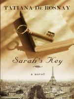 Cover illustration for Sarah's Key