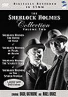 Cover illustration for Sherlock Holmes Vol. 2