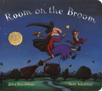 Cover illustration for Room on the Broom