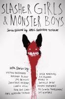 Cover illustration for Slasher Boys and Monster Girls