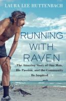 Cover illustration for Running with Raven
