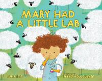 Cover illustration for Mary Had a Little Lab