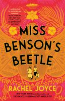 Cover illustration for Miss Benson's Beetle