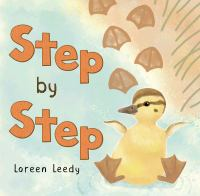 Cover illustration for Step by Step
