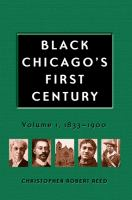 Cover illustration for Black Chicago's first century