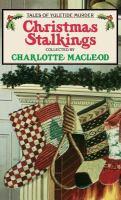 Cover illustration for Christmas Stalkings