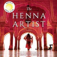 Cover illustration for The Henna Artist