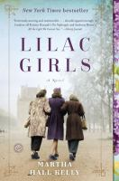 Cover illustration for Lilac Girls