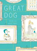 Cover illustration for Great Dog