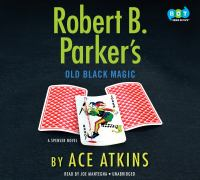 Cover illustration for Robert B. Parker's Old Black Magic