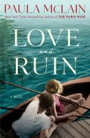 Cover illustration for Love and Ruin