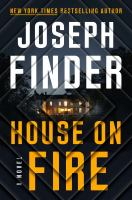 Cover illustration for House on Fire