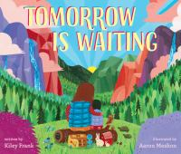 Cover illustration for Tomorrow is Waiting