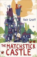 Cover illustration for The Matchstick Castle
