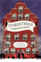 Cover illustration for Christmas a Biography