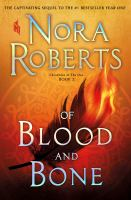 Cover illustration for Of Blood and Bone