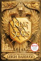 Cover illustration for King of Scars