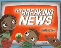 Cover illustration for The Breaking News