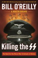 Cover illustration for Killing the SS