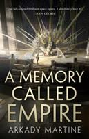 Cover illustration for A Memory Called Empire