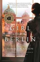 Cover illustration for The Girl from Berlin