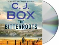 Cover illustration for The Bitterroots