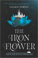 Cover illustration for The Iron Flower