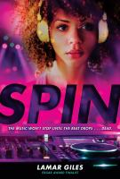 Cover illustration for Spin
