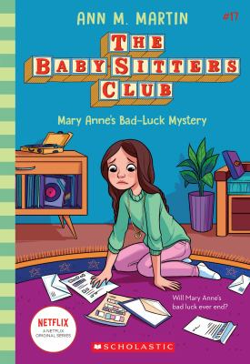 Mary Anne's Bad Luck Mystery