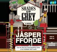 Cover illustration for Shades of Grey [audiobook]