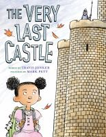 Cover illustration for The Very Last Castle