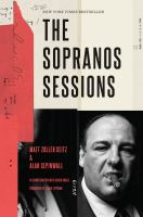 Cover illustration for The Sopranos Sessions