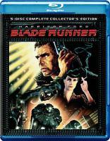Cover illustration for Blade Runner (Movie)